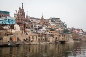 ganges temples in varanasi